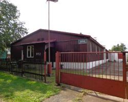Chata Nistejka