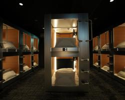 New Japan Capsule Hotel Cabana (Male Only)