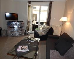 Apartment Paris - Lauriston
