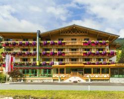 Hotel Barbarahof Saalbach