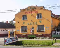 Platán Panzió