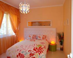 Orange Flower Apartments 1