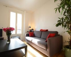 Amelie Montmartre Apartment