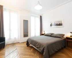 Appartement dans le centre de Paris
