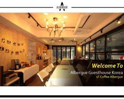 Albergue Guesthouse Korea