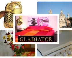 Gold Gladiator Apartment