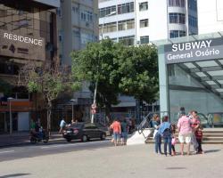 Apartamento Rio Ipanema Residência