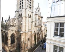Apartment Notre Dame
