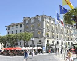 Hotel Le Bourbon Pau Centre