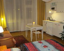 Prague Bubenec Apartment