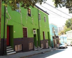 Hostal Casa Verde Limón
