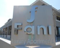 Fani Luxury Apartments Stavros