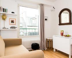 Appartement Lumineux aux Batignolles