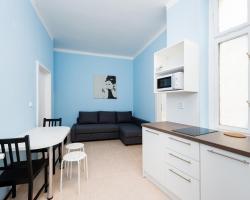 Modern apartment Ve Smečkách 24