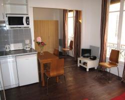 Apartement Rochechouart