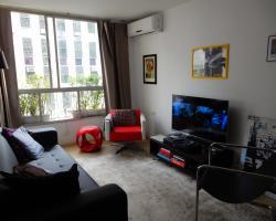 Apartamento Haddock Lobo