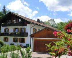 In Den Ammergauer Alpen