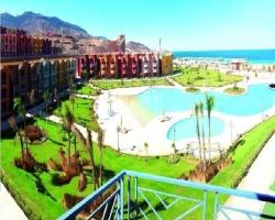 Two-Bedroom Chalet at Porto Sokhna Water Front
