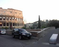Vacanze al Colosseo Polveriera