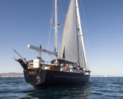 Boat in Barcelona (22 metres)