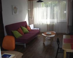 Apartment Karlík