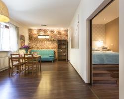 Romantic Apartment by Tyzenhauz