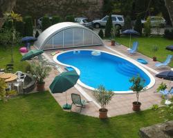 Hotel Manzard Panzio