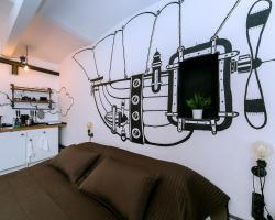 John Jillian's Apartment