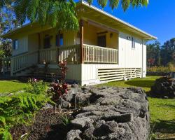 Ku'uipo Cottage by Hawaii Volcano Vacations