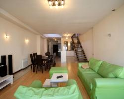 Yerevan Loft Apartments on Tumanyan Street 37