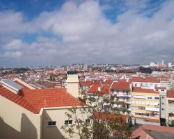 Lisbon View II apartment
