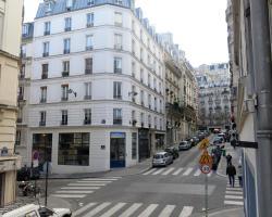 Appartement Montmartre Hermel