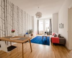 Design Apartment in der Leipziger Südvorstadt