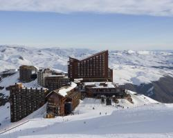 Apartments Ski Resort Valle Nevado