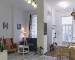 Apartment Liszt Square