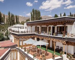 Hotel Dragon Leh