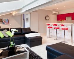 Appartement de charme en plein centre de Marseille