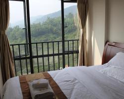 Shengang Hotel Apartment Shenzhen Meilin Zhuoyuecheng