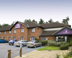 Premier Inn Norwich - Showground/A47