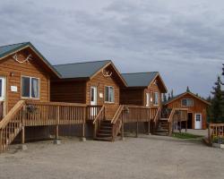 Alaskan Spruce Cabins