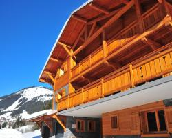 Mustang Chalet Châtel