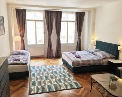 Janalex Apartments Wenceslas Square