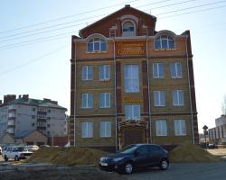 Отель Солнечный Олимп