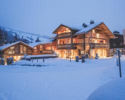 Lech Lodge - Private Chalet