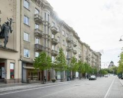 Apartment on Gedimino