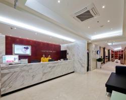 City Comfort Inn Zhuhai Gongbei Port Walmart Branch