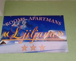 Rooms & Apartment Ljiljana
