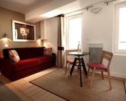 Parisian Home - Appartements Montorgueil Bellan