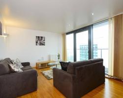 Harmony Living Serviced Apartments - Canary Wharf