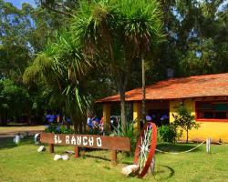 El Rancho Surfcamp Cabañas